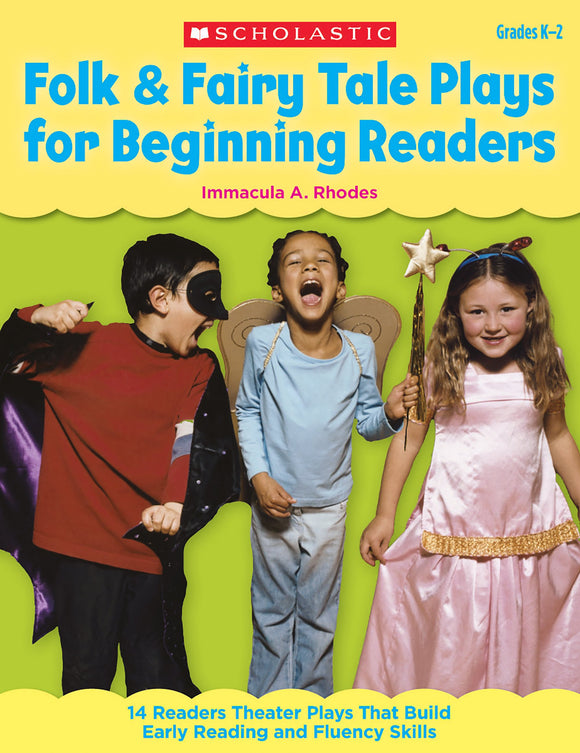 Folk & Fairy Tale Plays for Beginning Readers (4632413732960)