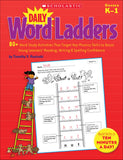 Daily Word Ladders Grades K-1 (4632414126176)