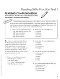 Scholastic Success With Reading Tests: Grade 3 Workbook