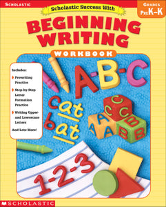 Scholastic Success with Beginning Writing (4632444895328)