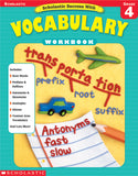 Scholastic Success with Vocabulary: Grade 4 (4632444469344)