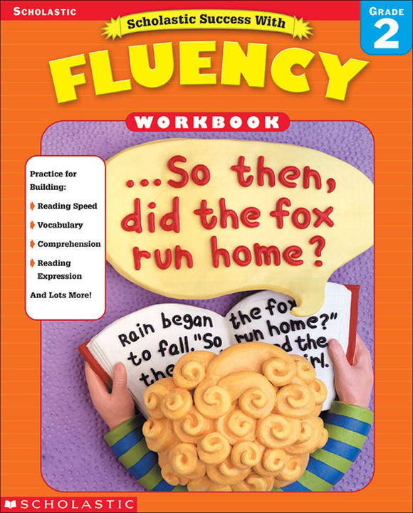 Scholastic Success with Fluency Grade 2