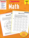 Scholastic Success With Math: Grade 3 Workbook