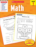 Scholastic Success With Math: Grade 1 Workbook