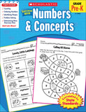 Scholastic Success With Numbers & Concepts Workbook (4632419401824)