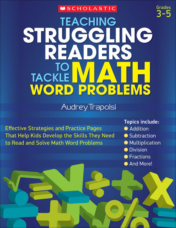 Teaching Struggling Readers to Tackle Math Word Problems (4632421990496)