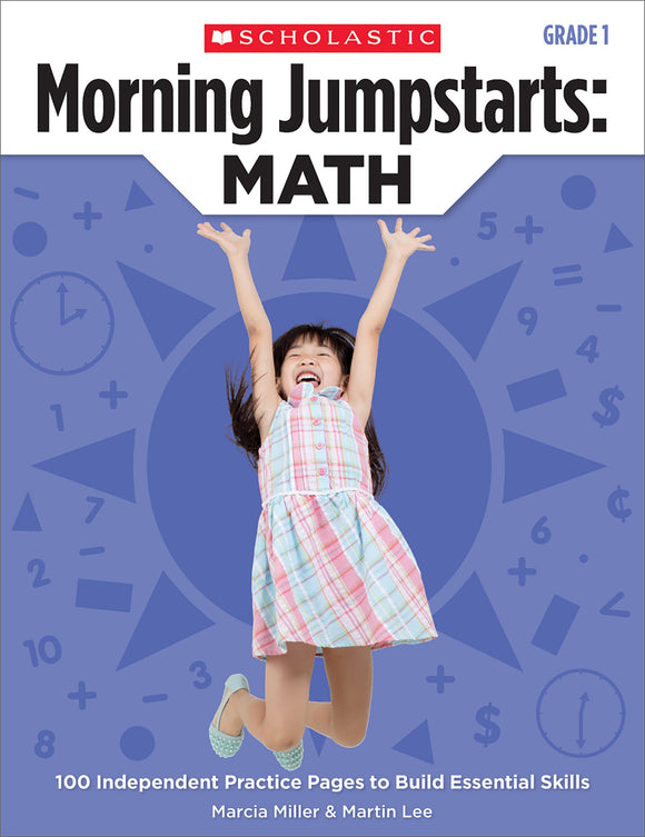 Morning Jumpstarts: Math: Grade 1 (4632400658528)