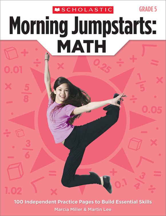 Morning Jumpstarts: Math: Grade 5 (4632401412192)