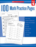 100 Math Practice Pages: Grade 4 (4632405442656)
