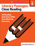 Literary Passages: Close Reading: Grade 4 (4632410030176)