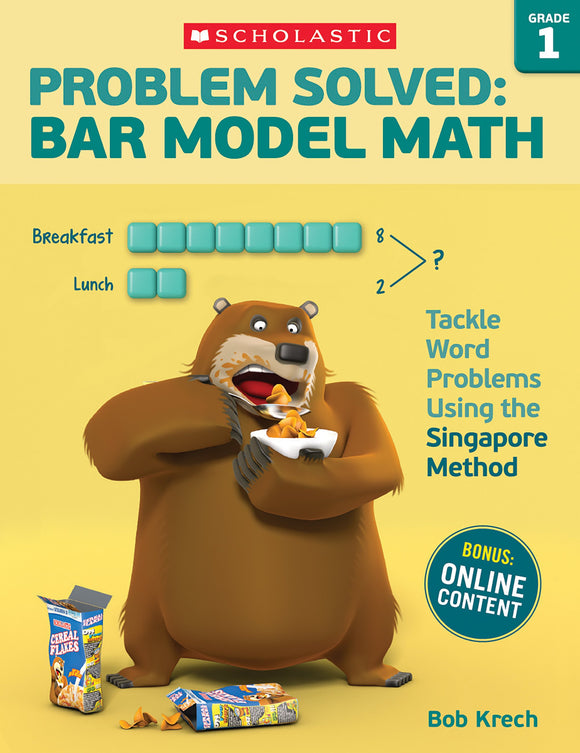 Problem Solved: Bar Model Math: Grade 1 (4632411406432)