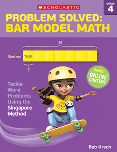 Problem Solved: Bar Model Math: Grade 4 (4632411897952)