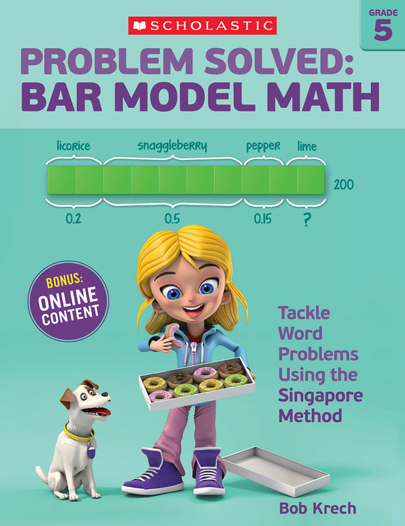 Problem Solved: Bar Model Math: Grade 5