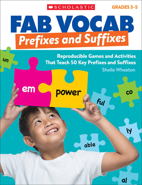 Fab Vocab: Prefixes and Suffixes
