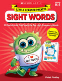 Little Learner Packets: Sight Words (4632425136224)