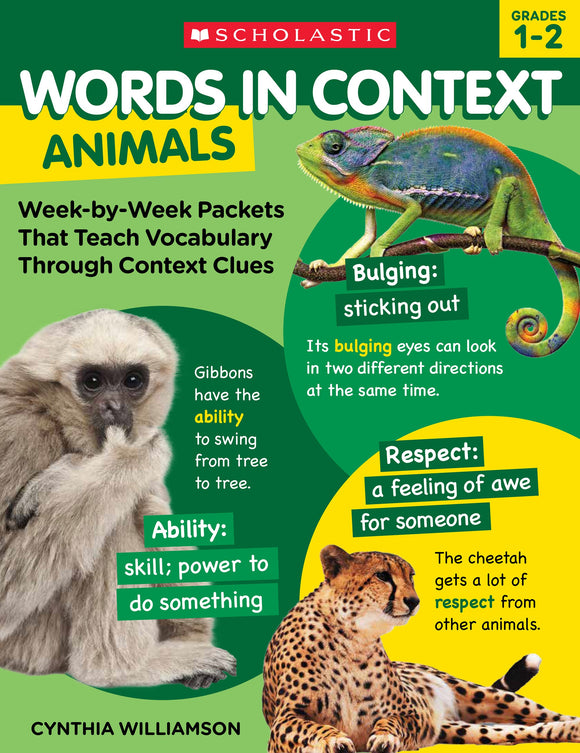 Words in Context: Animals (4632425824352)