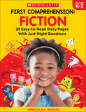 First Comprehension: Fiction (4632425889888)