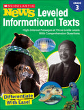 Scholastic News: Leveled Informational Texts Grade 3 (4632426250336)