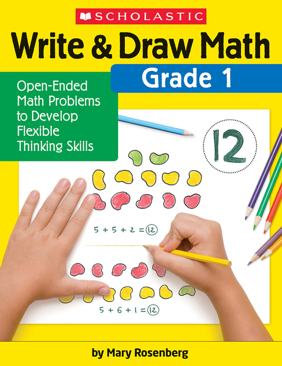Write & Draw Math: Grade 1 (4632426512480)