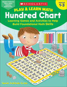 Play & Learn Math: Hundred Chart (4632426971232)