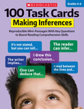 100 Task Cards: Making Inferences (4632427200608)