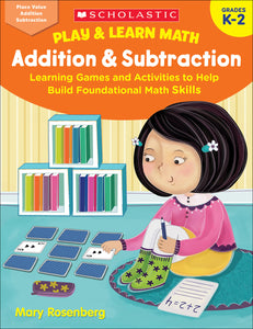 Play & Learn Math: Addition & Subtraction (4632427298912)