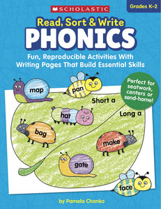 Read, Sort & Write: Phonics
