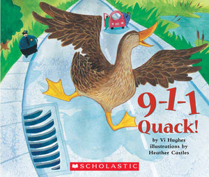 9-1-1 Quack! Shared Reading Pack
