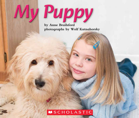 My Puppy Shared Reading Pack (4708946968672)