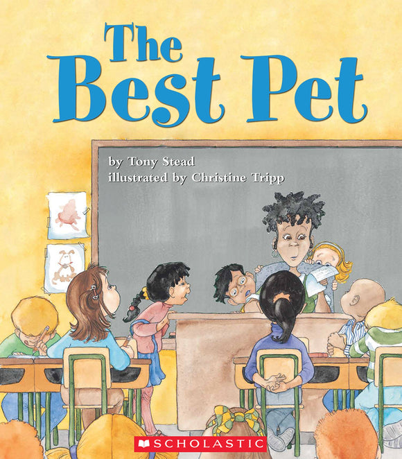 The Best Pet Shared Reading Pack