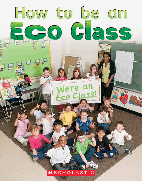 How to be an Eco Class Shared Reading Pack