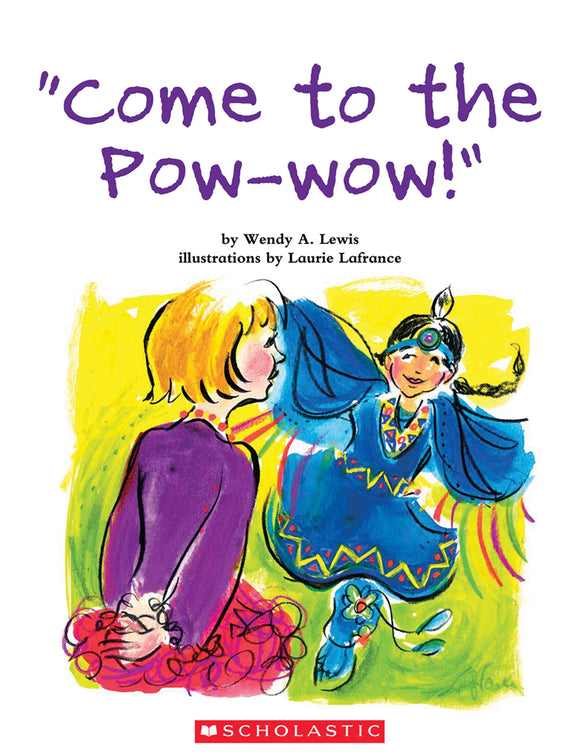 Come to the Pow-wow! Shared Reading Pack (4708947230816)