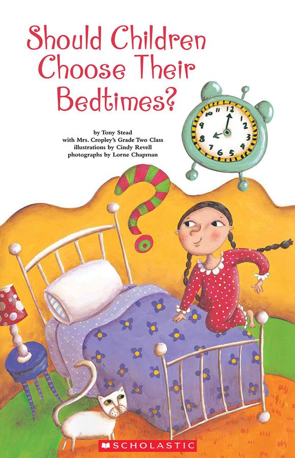 Should Children Choose Their Bedtimes? Shared Reading Pack (4708947329120)