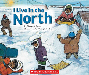 I Live in the North Shared Reading Pack