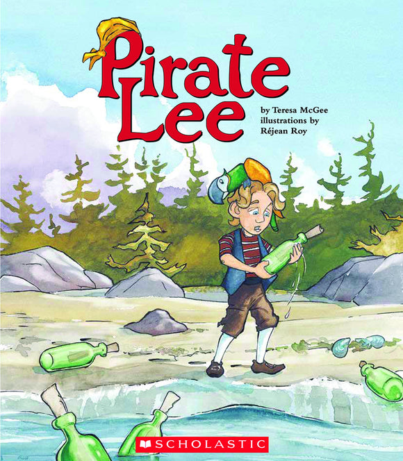 Pirate Lee Shared Reading Pack