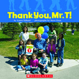 Thank You, Mr. T! Shared Reading Pack
