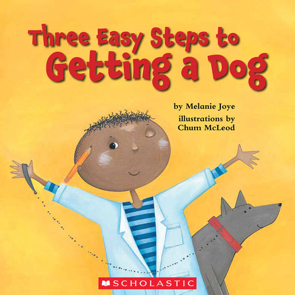 Three Easy Steps to Getting a Dog Shared Reading Pack