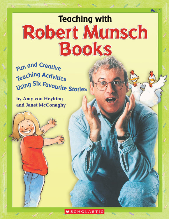 Teaching With Robert Munsch Books Volume 1 (4633385959520)