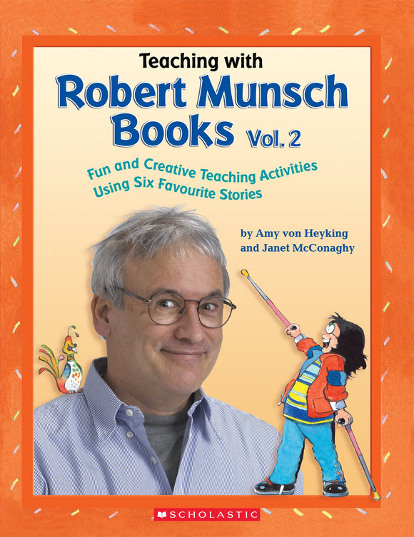 Teaching With Robert Munsch Books Volume 2 (4633387761760)