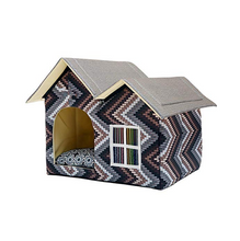 Load image into Gallery viewer, Collapsible pet house - store4homes