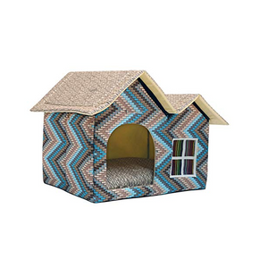 Collapsible pet house - store4homes