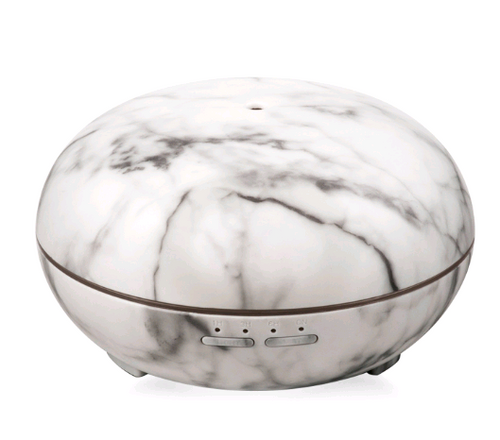 Essential Oil Diffuser with a distinctive Marble pattern - store4homes