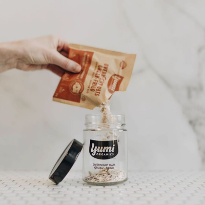 Yumi Overnight Oats Jar
