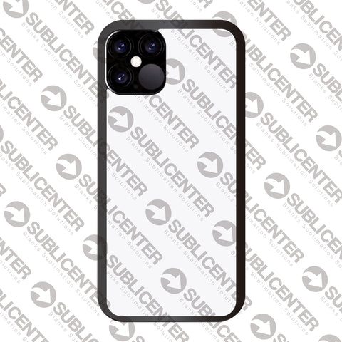 "iPhone 12 Pro Max (6.7"") - TPU - Color Negro"