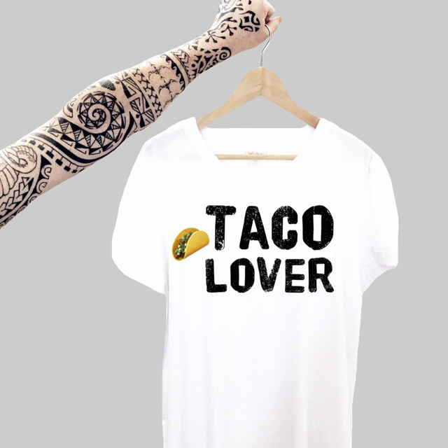 Custom Designs for Taco Lovers