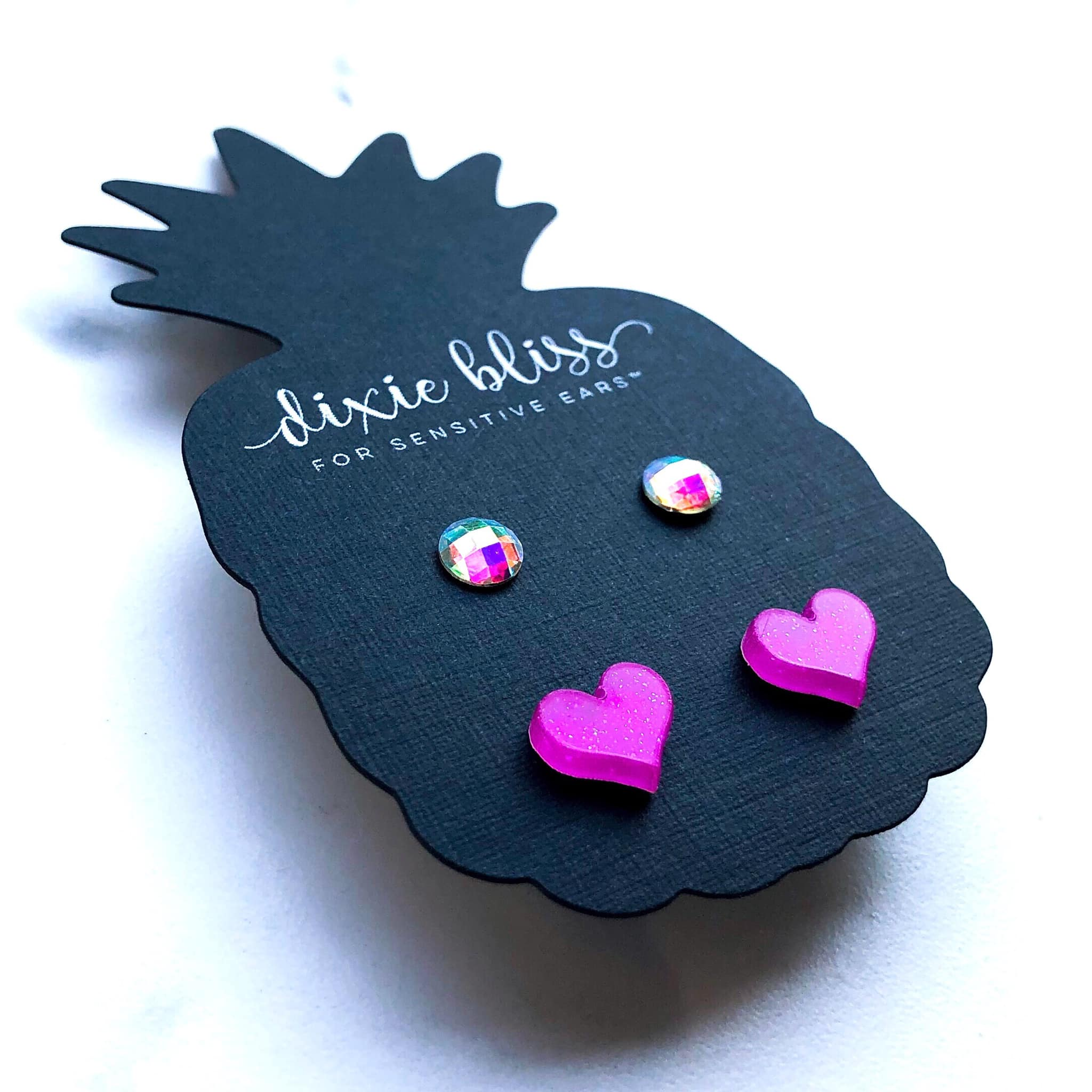 Dixie Bliss Earrings: Love Millie