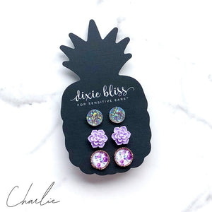 Dixie Bliss Earrings: Charlie