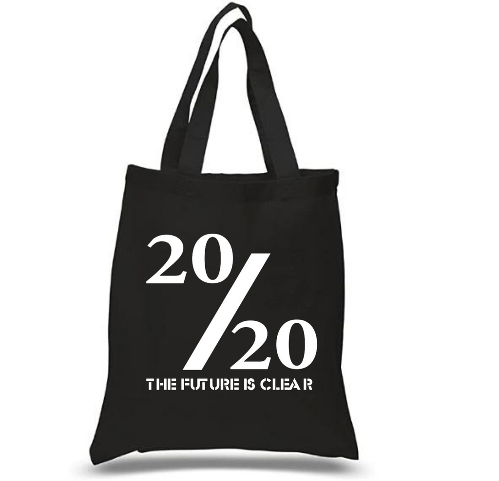 Tote Bag: Class of 2020 the Future is Clear