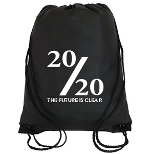 Cinch Bag: Class of 2020 the Future is Clear