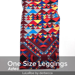Printed Leggings OS Misc Prints